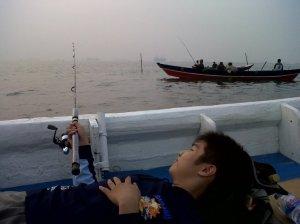 pemancing galau