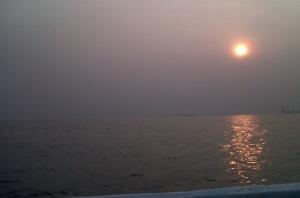Sunset Pulau Tala
