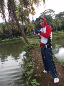 Rawa Kalong Casting Ground