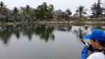 Mancing Kerapu Sungai Tahang