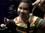 Casting Cumi Pulau Ayer