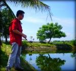 Mancing Sungai Tahang