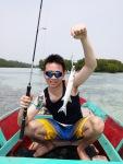 casting barracuda